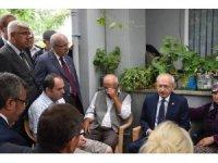Kılıçdaroğlu, tren kazasında yakınlarını kaybeden aileleri ziyaret etti