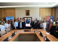 Kayseri OSB ile İŞKUR arasında 'İşbaşı Eğitim Programı İşbirliği Protokolü' imzalandı