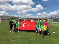 Futbol takımlarının kamp adresi Afyonkarahisar oldu