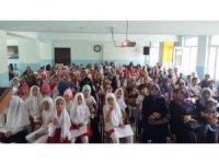 Kur'an Kursu öğrencilerinden '15 Temmuz' etkinliği