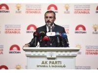 """AK Parti Sözcüsü Ünal: """"Biz Türkiye'nin gündemi asla Kemal Kılıçdaroğlu'nun yalanları, hakaretleri ve zehirli dili tarafından teslim alınsın istemiyoruz"""""""