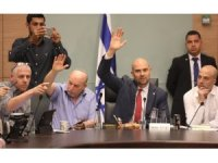 İsrail Meclisi, Ulus Devleti Yasası'nı onayladı