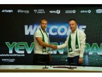 Yevhen Opanasenko Atiker Konyaspor'da