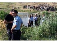 Gölette kaybolan çocuğun cansız bedenine ulaşıldı