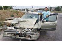 Samsun'da aynı yerde iki kaza: 7 yaralı