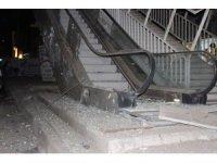 Kerkük'te 9 patlama: 17 yaralı