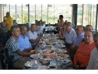 """Uygur: """"Altınözü'nün zeytin ve zeytinyağı üretim merkezi olmasını hedefliyoruz"""""""