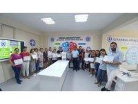 Türkiye'nin ilk STEM laboratuvarından 80 öğretmene sertifika