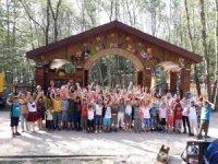 Kartepeli çocukların ormanya keyfi