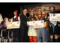 Halk oyunlarında Kilis Türkiye 4'üncüsü oldu