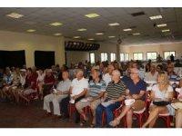 Davutlar ve Güzelçamlı'da imar barışı bilgilendirme toplantısı yapıldı