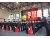 Bilecik POMEM mezunlarını uğurladı
