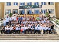 Başkan Asya'dan TÜGVA'nın yaz kurslarına ziyaret
