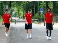 Antalyaspor'da Hollanda kampı