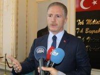 """Sivas Valisi Gül: """"Hastaneye giden vatandaşlarımızdan durumu ağır olan yok"""""""