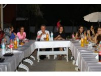 Manavgat'ta 'Haydi Kızlar Kampa' projesi