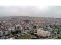 2018 Haziran ayında Samsun'da 2 bin 97 konut satıldı