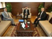 Gençlik ve Spor Bakanı Kasapoğlu'ndan destek sözü