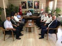 Aksaray AK Parti'de yerel yönetimler toplantısı
