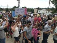 Edirne'de vatandaş Saros Körfezi'ne liman istemiyor