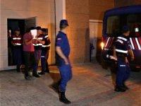 Burdur'da uyuşturucu operasyonunda 5 tutuklama