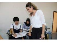 """25 Ülkeden 26 Uluslararası öğrenci NEVÜ'de """"Türkçe"""" öğreniyor"""