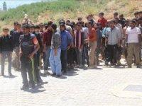 Van'da 101 yabancı yakalandı