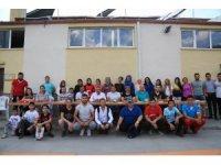 Başkan Cabbar, Dev Ali Spor Kulübüyle Bir Araya Geldi