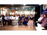 Sarıgöl AK Parti danışma toplantısı gerçekleştirildi