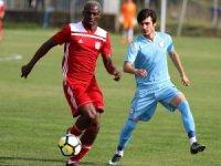 Sivasspor hazırlık maçında Azerbaycan takımını yendi