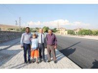 Ebiç Kocasinan Belediyesinin hizmetleriyle gelişti