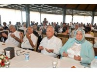 Başkan Kocamaz, Kıbrıs gazileri ve şehit aileleriyle buluştu