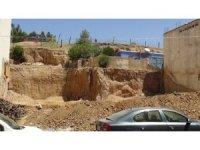 Kızıltepe'de arkeologlar kazı çalışması yapıyor