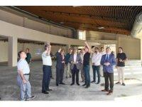 Çukurova Biyoçeşitlilik Müzesi Eylül'de açılacak