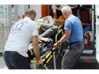 Görme engelli yaşlı adam balkondan düşerek hayatını kaybetti