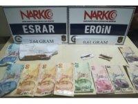 Uyuşturucu madde temin eden 3 kişi yakalandı