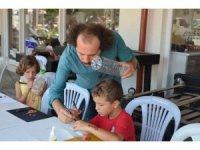 Kuşadası'nda çocuklar için yaz etkinlikleri devam ediyor