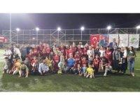 Erhan Aksay Turnuvası'nda Antakya şampiyonu Aydınlıkevler