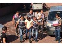 Varil cinayeti zanlıları tutuklandı