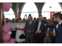 Isparta Belediyesi'nin işleteceği Gül Köşkü törenle hizmete açıldı
