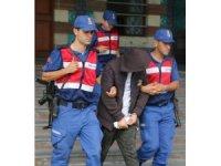 Gözaltına alınan 3 şüpheliden biri tutuklandı