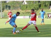Trabzonspor hazırlık maçında 4-1 mağlup oldu