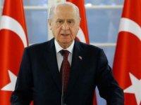 MHP Genel Başkanı Bahçeli'den bedelli askerlik açıklaması