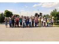 Büyükşehir'de öğrencilere tatil  gezisi sürprizi
