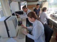 Giresun'da sağlık otobüsü mahallelerde hizmet veriyor