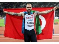 Ramil Guliyev bu yıl üçüncü kez 20 saniyenin altına indi