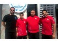 Bilecikli halterci İtalya'da Türkiye'yi temsil edecek