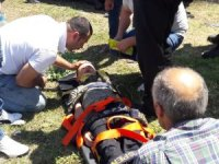 Ünye'de trafik kazası: 5 yaralı