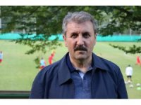 BBP lideri Destici'den bedelli askerlik açıklaması