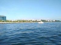 Kadıköy'de denize giren genç boğuldu